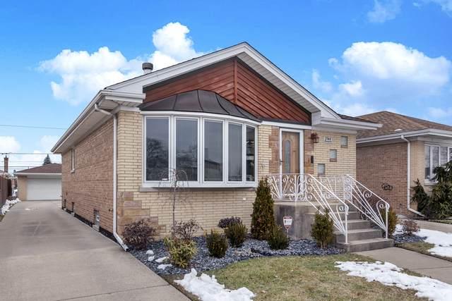 7760 W Sunnyside Avenue, Norridge, IL 60706 (MLS #10647528) :: The Perotti Group | Compass Real Estate