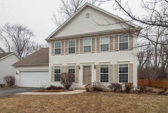 337 Sharon Lane, North Aurora, IL 60542 (MLS #10647602) :: The Spaniak Team
