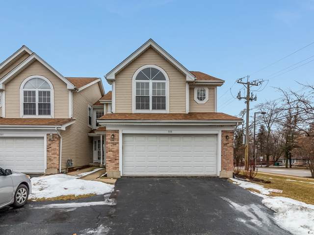 1001 E Wilson Avenue, Lombard, IL 60148 (MLS #10647685) :: Helen Oliveri Real Estate