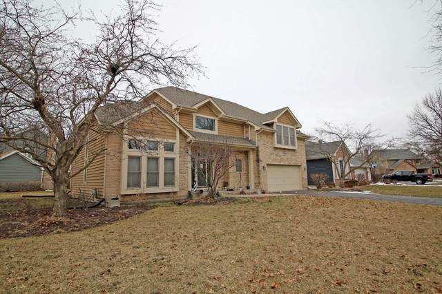 1134 Towering Oaks Court, Bartlett, IL 60103 (MLS #10647688) :: The Spaniak Team