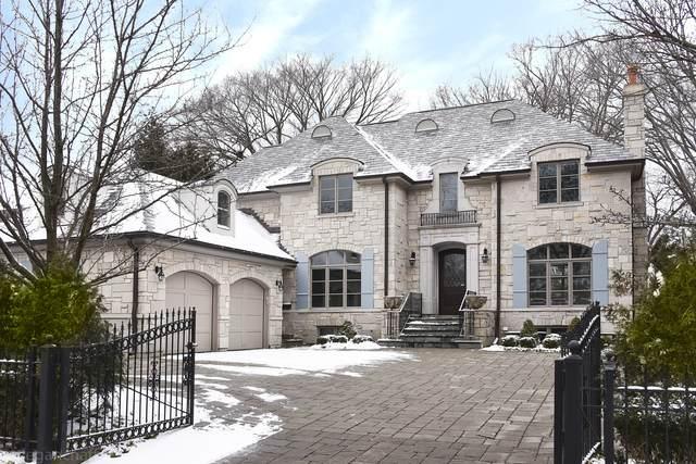 1221 Sheridan Road, Wilmette, IL 60091 (MLS #10647700) :: Helen Oliveri Real Estate