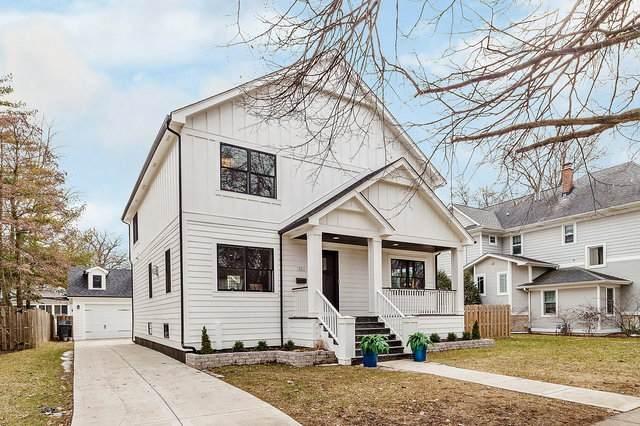 321 N Waiola Avenue, La Grange Park, IL 60526 (MLS #10647704) :: The Perotti Group | Compass Real Estate
