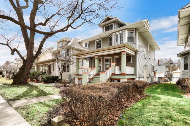 805 S Ridgeland Avenue, Oak Park, IL 60304 (MLS #10647715) :: Helen Oliveri Real Estate
