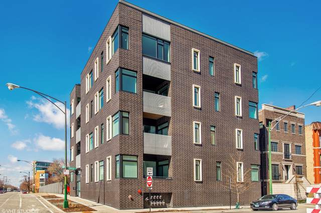 836 W Hubbard Street #202, Chicago, IL 60642 (MLS #10647756) :: Ryan Dallas Real Estate