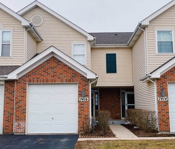 7416 Grandview Court, Carpentersville, IL 60110 (MLS #10647791) :: The Spaniak Team