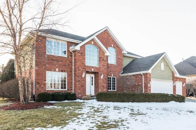 8203 Callista Drive, Frankfort, IL 60423 (MLS #10647797) :: Angela Walker Homes Real Estate Group