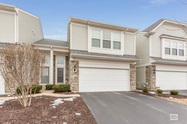 404 Valentine Way, Oswego, IL 60543 (MLS #10647803) :: The Mattz Mega Group