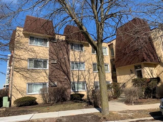 677 S River Road 3F, Des Plaines, IL 60016 (MLS #10647823) :: Helen Oliveri Real Estate