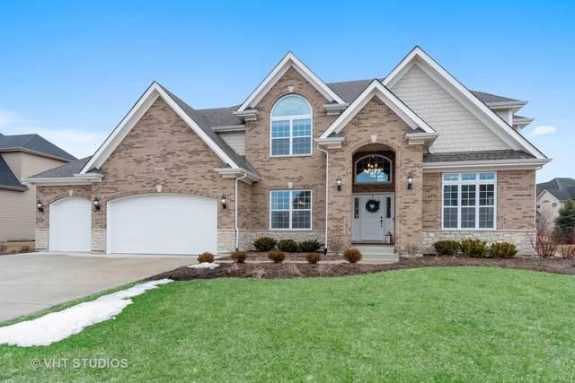 4608 Shumard Lane, Naperville, IL 60564 (MLS #10647839) :: Ryan Dallas Real Estate