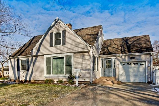 40 E Daniels Road, Palatine, IL 60067 (MLS #10647846) :: Berkshire Hathaway HomeServices Snyder Real Estate