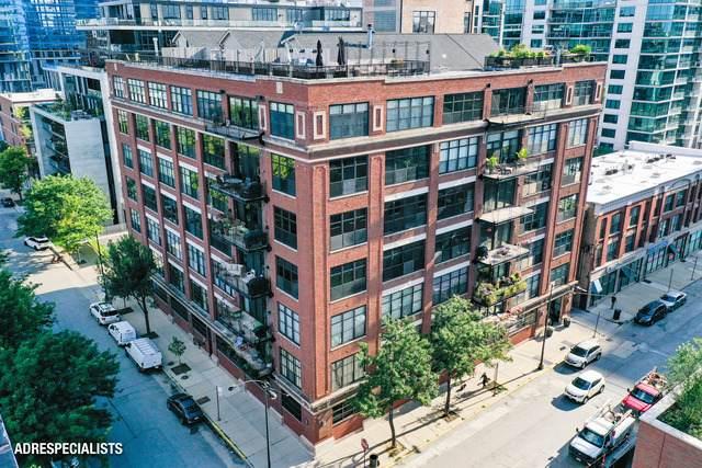 850 W Adams Street 3B, Chicago, IL 60607 (MLS #10647851) :: Littlefield Group