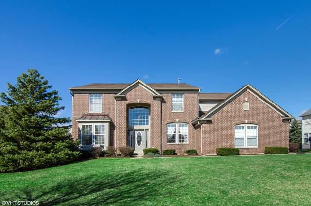 550 Brookside Avenue, Algonquin, IL 60102 (MLS #10647886) :: Angela Walker Homes Real Estate Group