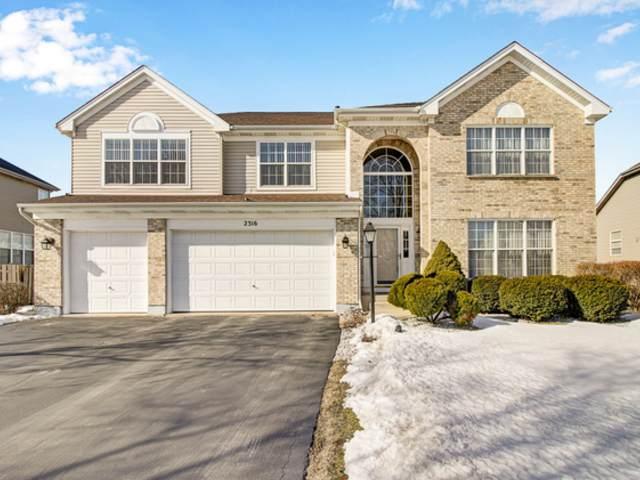 2316 Coneflower Lane, Algonquin, IL 60102 (MLS #10647894) :: Angela Walker Homes Real Estate Group