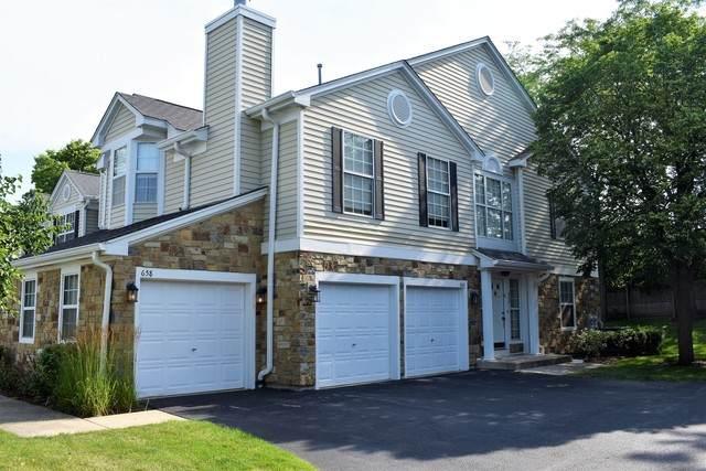 658 Portage Court #658, Vernon Hills, IL 60061 (MLS #10647900) :: Helen Oliveri Real Estate