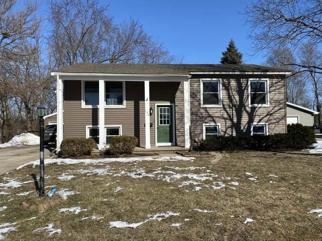 136 W Melody Lane, Woodstock, IL 60098 (MLS #10647913) :: Lewke Partners