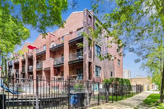 1220 W Carmen Avenue #3, Chicago, IL 60640 (MLS #10647923) :: Helen Oliveri Real Estate