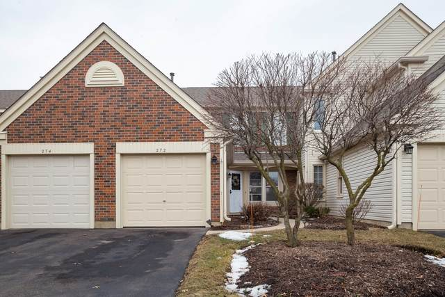 272 University Lane, Elk Grove Village, IL 60007 (MLS #10647937) :: Property Consultants Realty