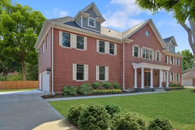 2113 Glen Oak Drive, Glenview, IL 60025 (MLS #10647968) :: Berkshire Hathaway HomeServices Snyder Real Estate