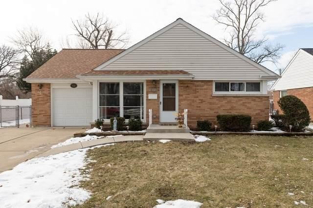 908 Norfolk Avenue, Westchester, IL 60154 (MLS #10647988) :: Littlefield Group