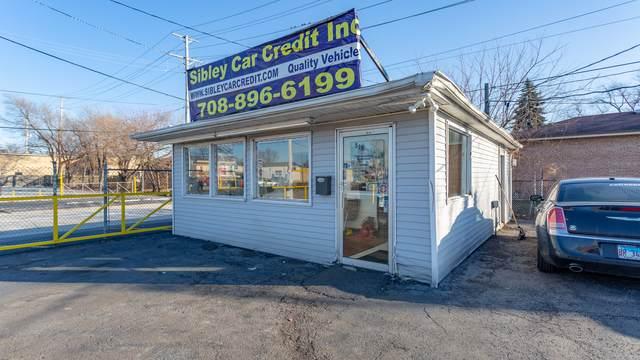 519 E Sibley Boulevard, Dolton, IL 60419 (MLS #10647989) :: Littlefield Group