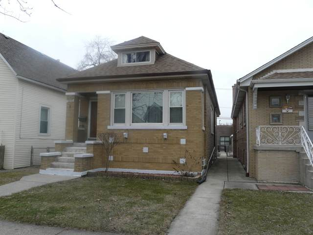 3842 W 63RD Place, Chicago, IL 60629 (MLS #10647998) :: John Lyons Real Estate