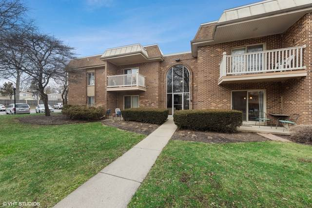 2418 N Kennicott Drive 1D, Arlington Heights, IL 60004 (MLS #10648029) :: Angela Walker Homes Real Estate Group