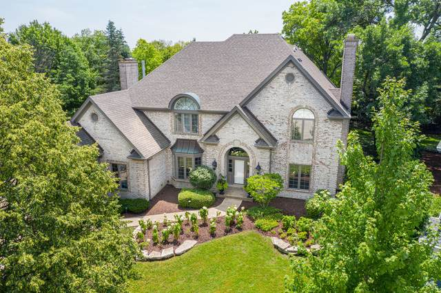 49 Ridgefield Lane, Burr Ridge, IL 60527 (MLS #10648073) :: John Lyons Real Estate