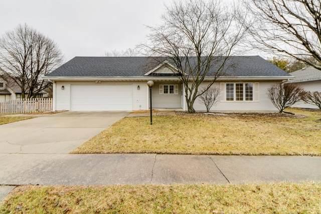2914 Susan Stone Drive, Urbana, IL 61802 (MLS #10648138) :: Littlefield Group