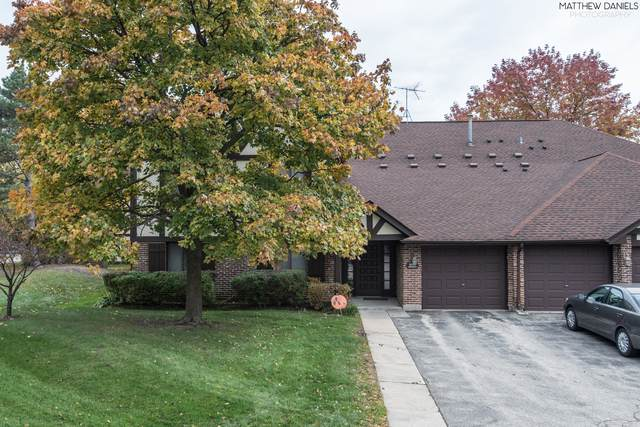 1065 Creekside Court 2B, Wheeling, IL 60090 (MLS #10648144) :: Helen Oliveri Real Estate