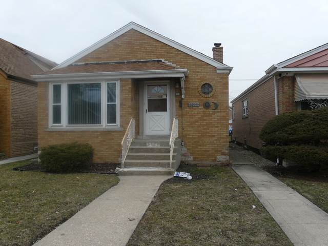 6822 S Keeler Avenue, Chicago, IL 60629 (MLS #10648147) :: John Lyons Real Estate