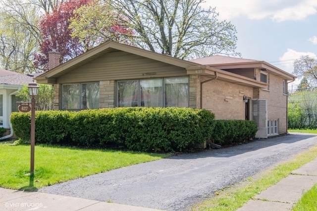 627 Lavergne Avenue, Wilmette, IL 60091 (MLS #10648175) :: Property Consultants Realty