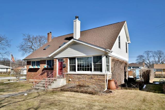 9245 Central Avenue, Morton Grove, IL 60053 (MLS #10648182) :: Helen Oliveri Real Estate