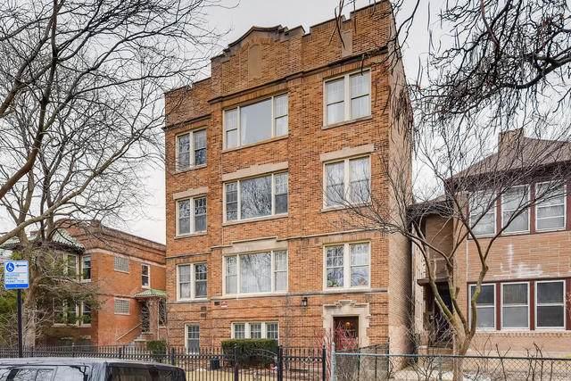 2016 W Greenleaf Avenue 3B, Chicago, IL 60645 (MLS #10648238) :: Helen Oliveri Real Estate