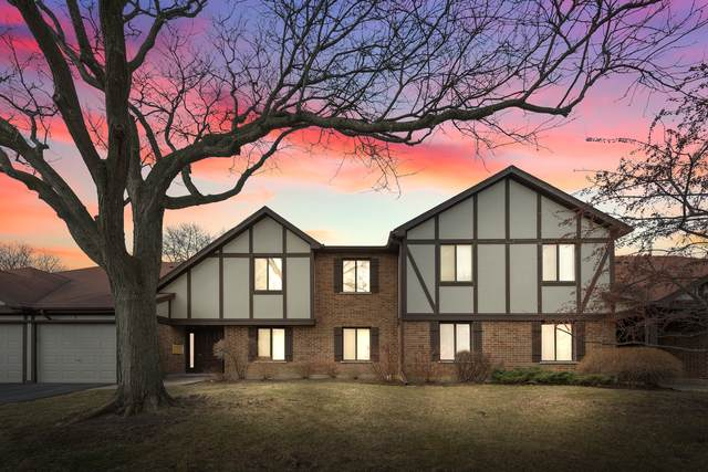 2264 N Enlund Drive #4, Palatine, IL 60074 (MLS #10648252) :: Berkshire Hathaway HomeServices Snyder Real Estate