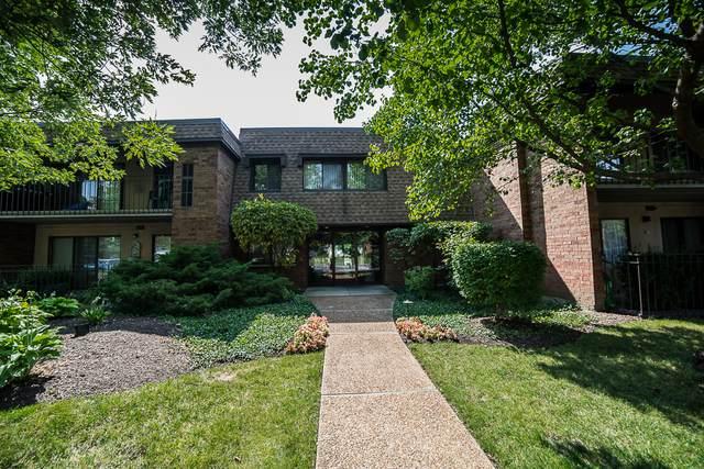110 Old Oak Drive #137, Buffalo Grove, IL 60089 (MLS #10648278) :: Helen Oliveri Real Estate