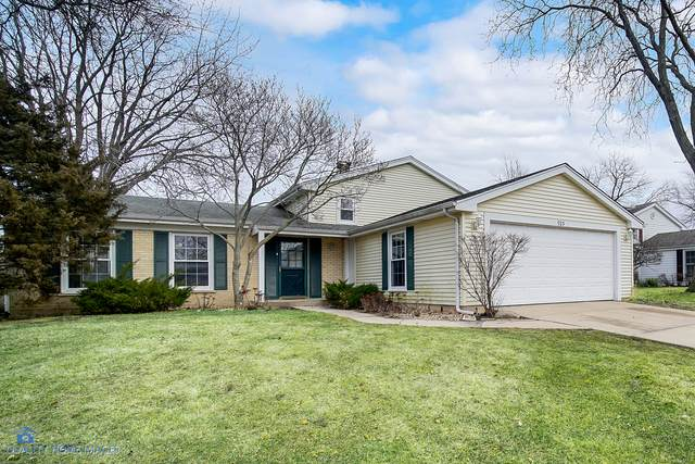 923 Greenridge Road, Buffalo Grove, IL 60089 (MLS #10648286) :: Helen Oliveri Real Estate
