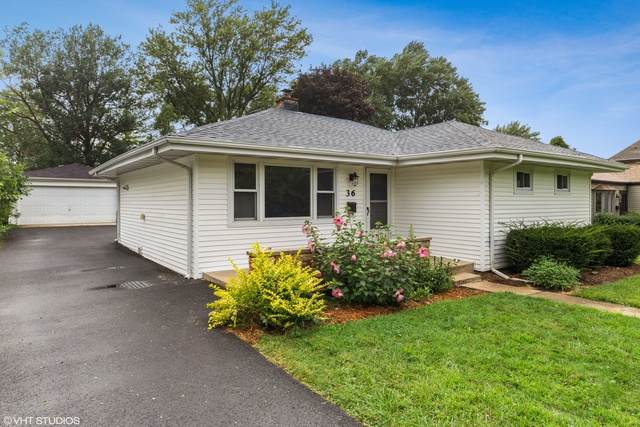 36 S Ash Street, Palatine, IL 60067 (MLS #10648289) :: Berkshire Hathaway HomeServices Snyder Real Estate