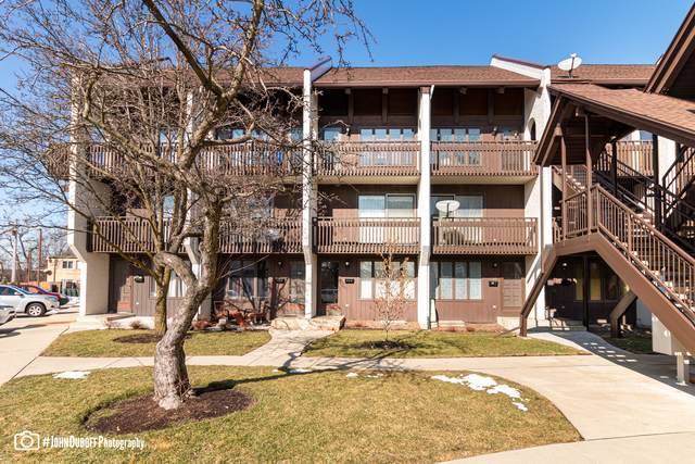 6660 W Wood River Drive #103, Niles, IL 60714 (MLS #10648306) :: Helen Oliveri Real Estate