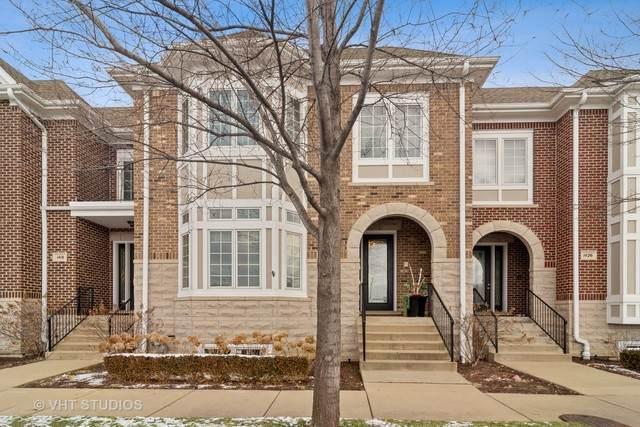 1422 E Northwest Highway, Arlington Heights, IL 60004 (MLS #10648334) :: Helen Oliveri Real Estate