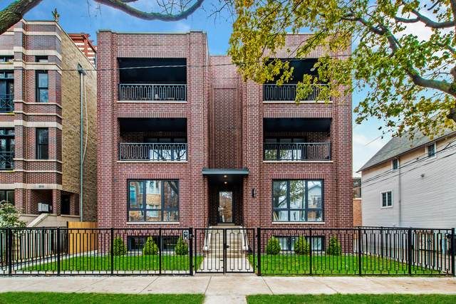 2617 N Seminary Avenue 1S, Chicago, IL 60614 (MLS #10648336) :: Littlefield Group