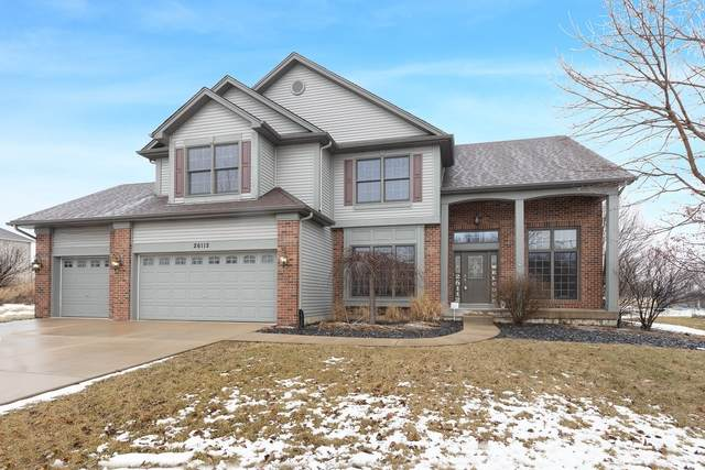 26112 W Chatham Drive, Plainfield, IL 60585 (MLS #10648352) :: John Lyons Real Estate