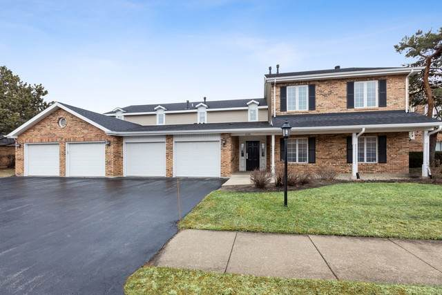 7235 Willow Way Lane A, Willowbrook, IL 60527 (MLS #10648360) :: Berkshire Hathaway HomeServices Snyder Real Estate