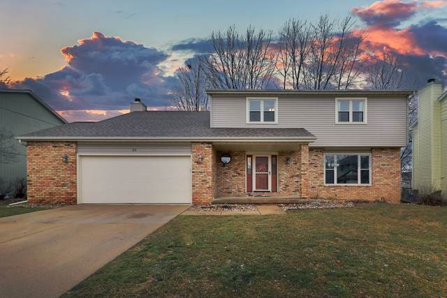 31 Gloucester Circle, Bloomington, IL 61704 (MLS #10648361) :: John Lyons Real Estate