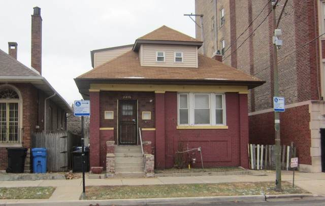 2416 E 74th Street, Chicago, IL 60649 (MLS #10648418) :: Angela Walker Homes Real Estate Group