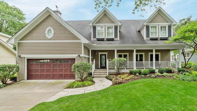 424 Bonnie Brae Road, Hinsdale, IL 60521 (MLS #10648427) :: Ryan Dallas Real Estate