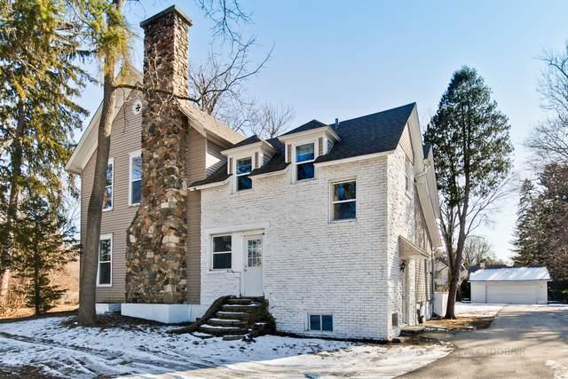 1 Half Day Road, Lincolnshire, IL 60069 (MLS #10648434) :: Helen Oliveri Real Estate
