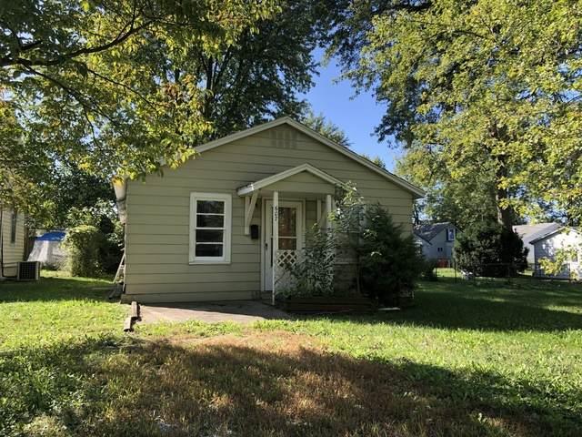 607 Alabama Avenue, Champaign, IL 61820 (MLS #10648445) :: Littlefield Group