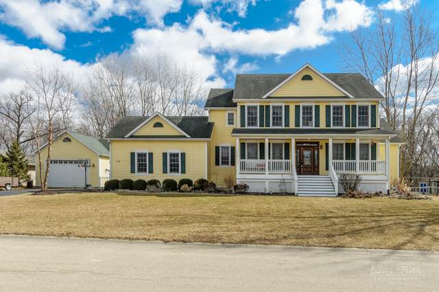115 Belle Rive Drive, Millington, IL 60537 (MLS #10648449) :: Suburban Life Realty