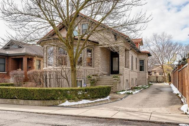 4916 N Fairfield Avenue, Chicago, IL 60625 (MLS #10648468) :: Angela Walker Homes Real Estate Group