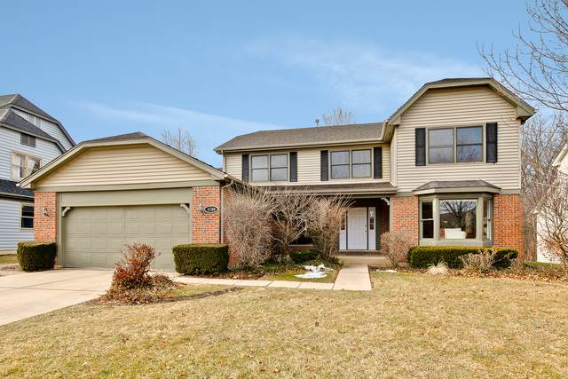 3160 Indian Creek Drive, Buffalo Grove, IL 60089 (MLS #10648469) :: Helen Oliveri Real Estate
